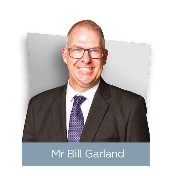 Mr Bill Garland Headshot