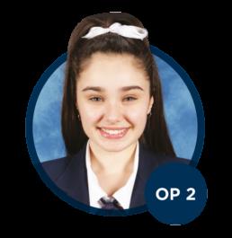 Student Meena OP2