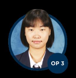 Student Peiwan OP3