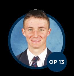 Student Wade OP13
