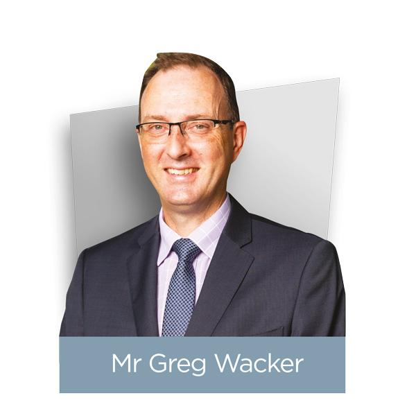 Mr Greg Wacker Headshot