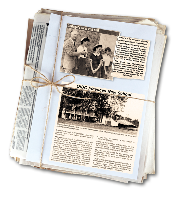History of Canterbury Newspaper