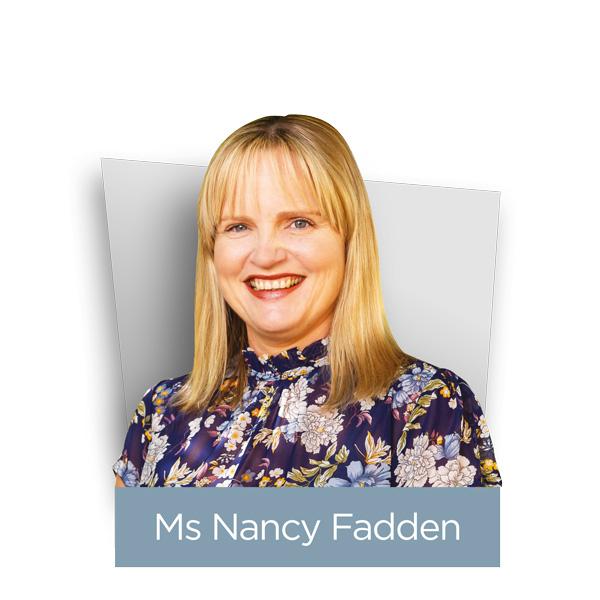Ms Nancy Fadden Headshot