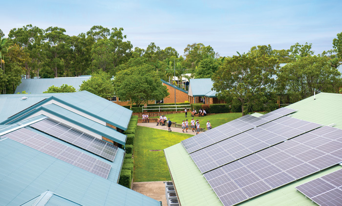 Solar at Canterbury