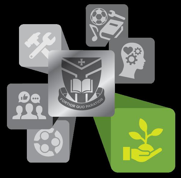 Strategic Plan Infographic Sustainability